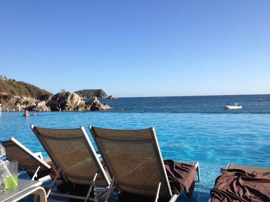 Dreams Huatulco Resort & Spa: Favorite Day Spot