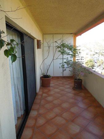 Marina Sol Resort: Balcony