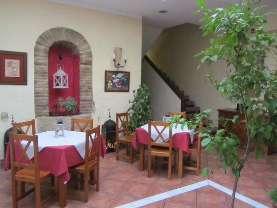 Hotel Plateros: ресторан