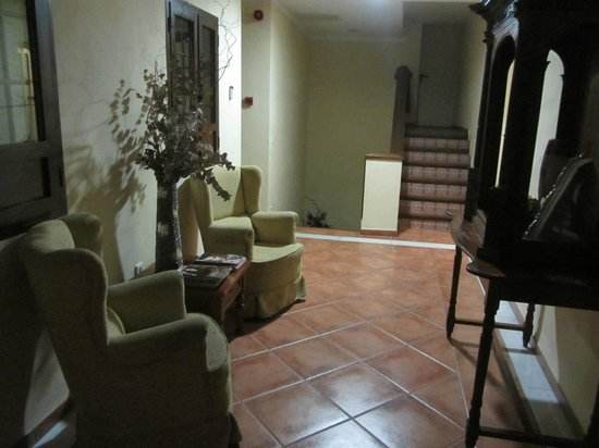 Hotel Plateros: 2 этаж