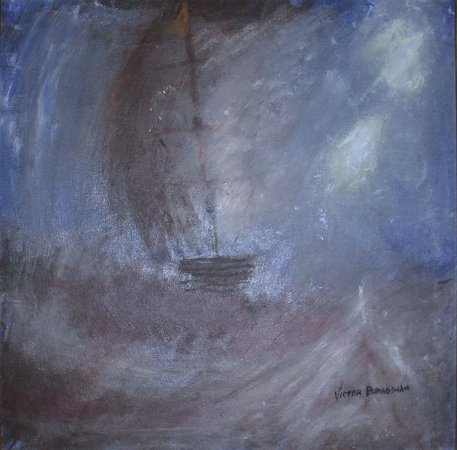 Out of The Blue: Stormy Seas Victor Bradshaw