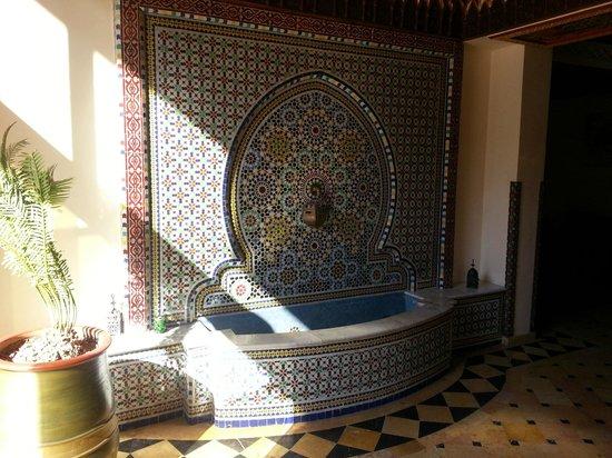 Amani Hôtel Appart: Empfangsbereich