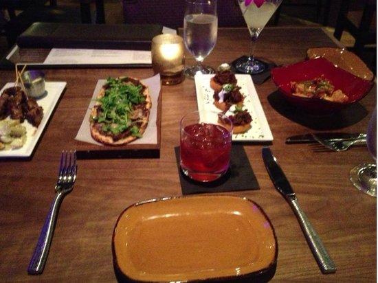 Toro Toro Restaurant & Bar : TRIED A BIT OF EVERYTHING.....!