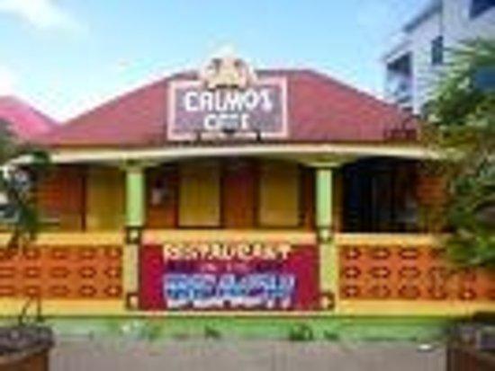 Calmos Cafe : Calmo's