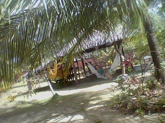 Barra de Cunhau: sossego