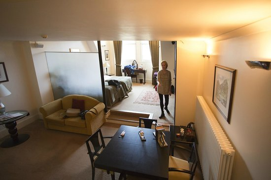 The Scotsman Hotel : Publisher's suite