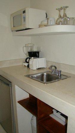 Club Yebo : Kitchen area
