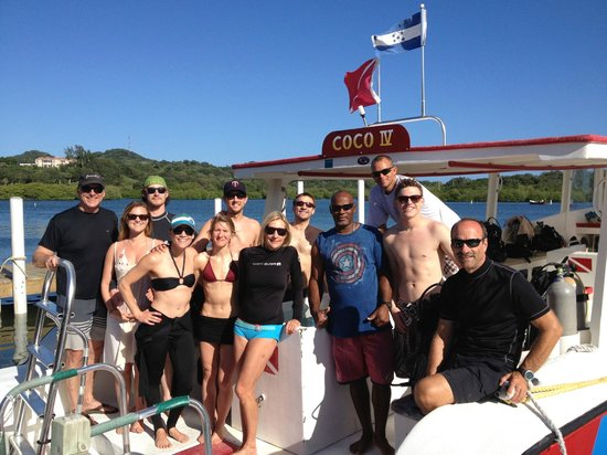 CoCo View Resort: Divers
