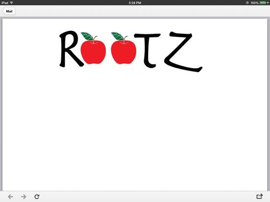 Rootz: organic cafe