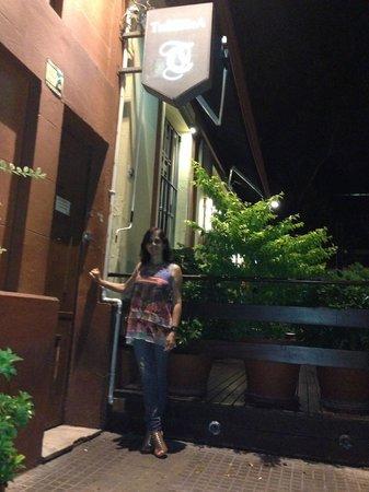Edi e o Restaurante Terracota