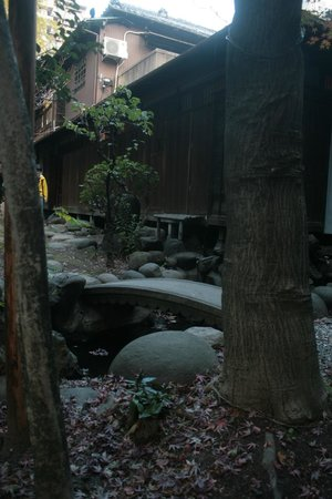 toco.-Tokyo Heritage Hostel: Little Water feature