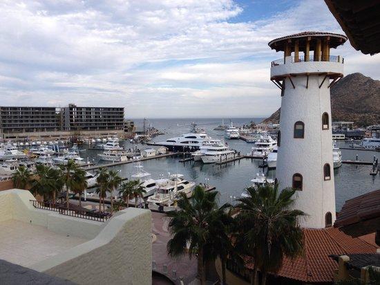 Tesoro Los Cabos : Marina from hotel