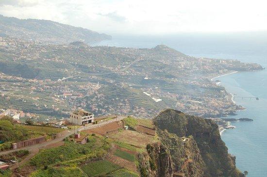 Cabo Girao : Blick auf Funchal