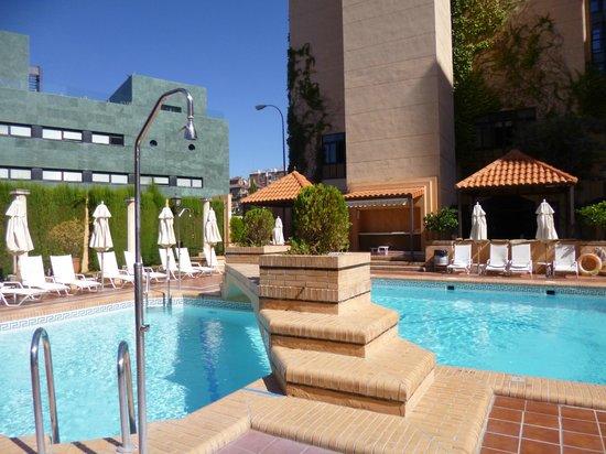 Saray Hotel: La piscina
