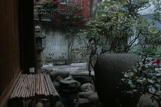 toco.-Tokyo Heritage Hostel: Garden