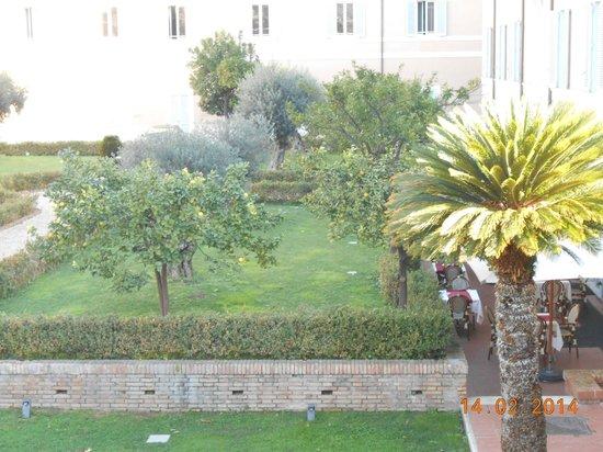 Kolbe Hotel Rome: gardens
