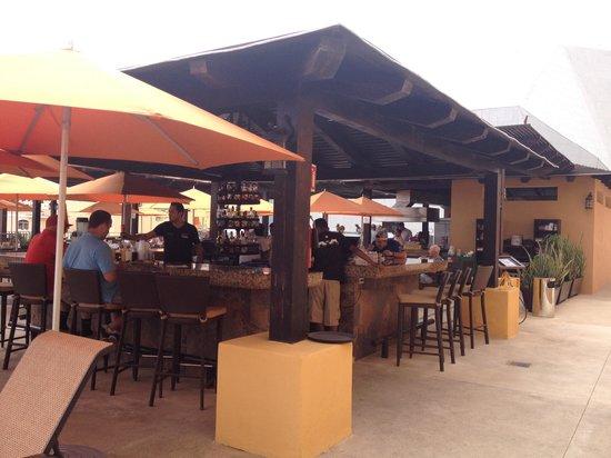Tesoro Los Cabos: Breakfast area