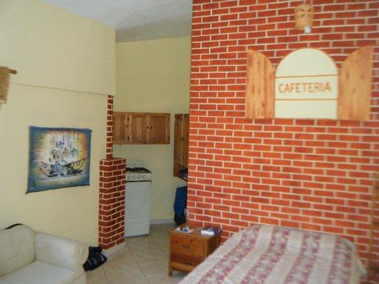 Playa Chiquita : une chambre