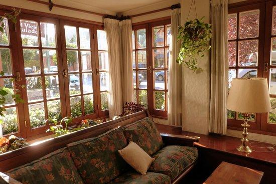 Hotel Del Viejo Esquiador: Lobby