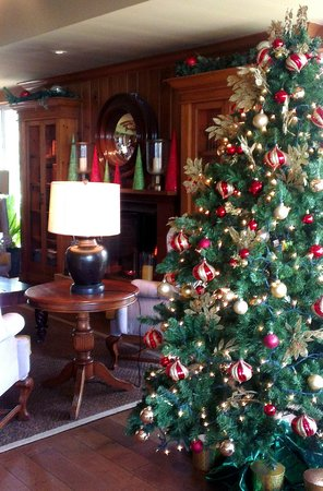 Grotto Bay Beach Resort & Spa: lounge on christmas day