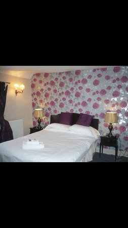 George Hotel: Double room