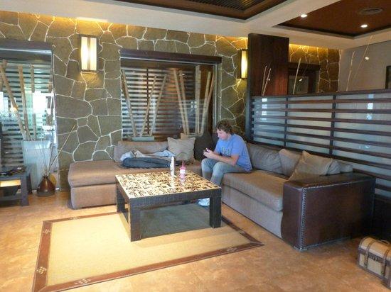 Imago Hotel & Spa : espacios comunes