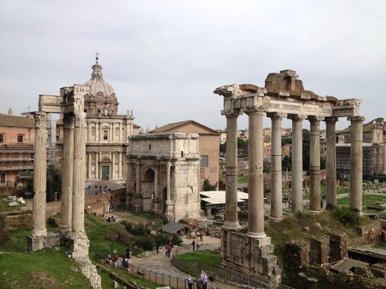 Ilaria Marsili Rome Tours - Private Tours