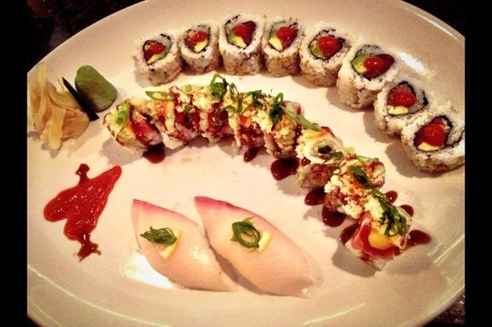 Hale Street Tavern: Sushi!