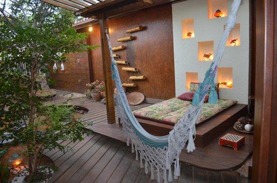 Beco de Noronha Pousada: Local para relaxar
