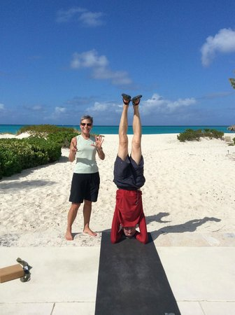 The Meridian Club Turks & Caicos : Still heels over head in love after 25 years