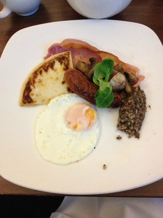 Hotel Indigo Edinburgh: Breakfast
