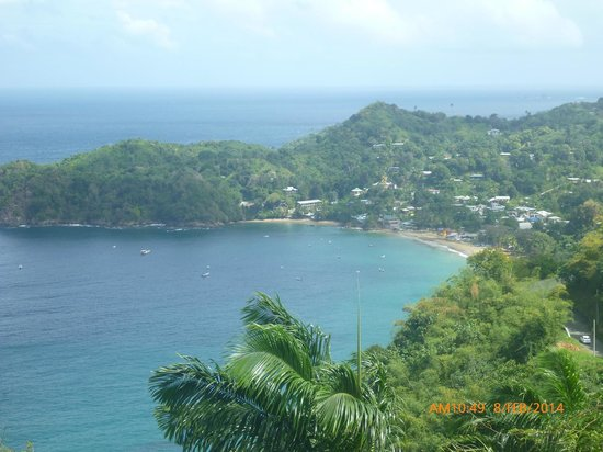 Castara, Tobago: Island Tour
