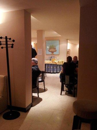 Hotel Atlantis : Salle à manger petit déj'