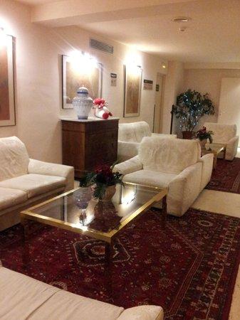 Hotel Atlantis : Salon