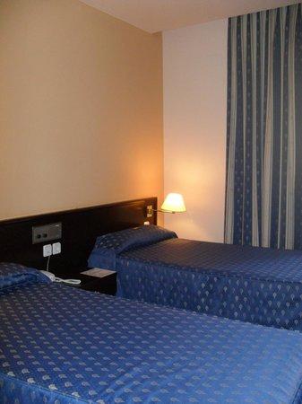 Hotel Atlantis: Chambre