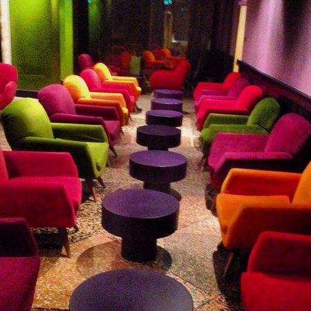 Hotel Ca' Zusto Venezia: Sala de estar