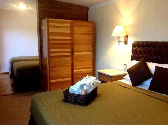 Tequisquiapan, Mexico: Room