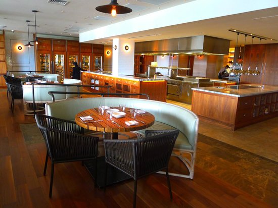 lunch and dinner Kitchen - Picture of Andaz Maui At Wailea, Wailea ...