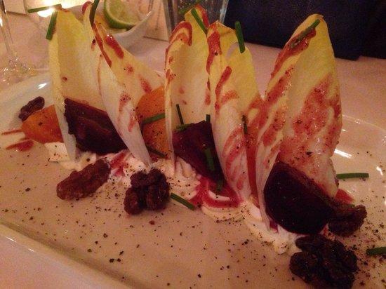 PB Boulangerie Bistro: L'arc en Ciel de Betteraves en Salade