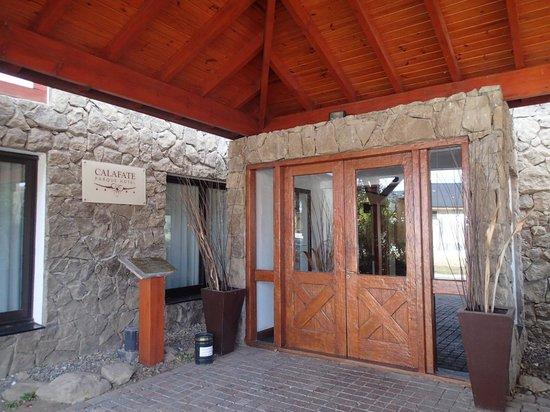 Calafate Parque Hotel: 外観