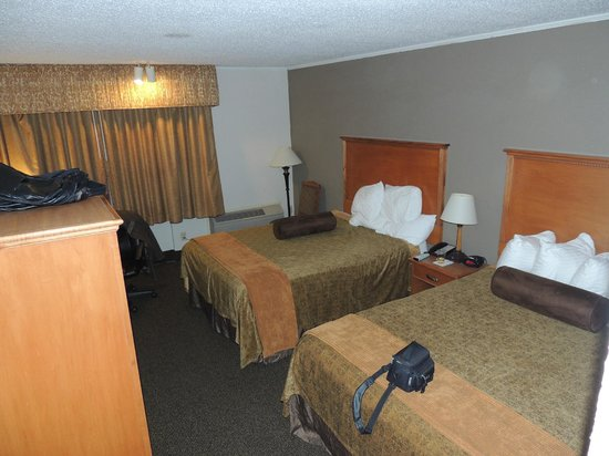 Best Western Plus Ramkota Hotel: typical Ramkota room