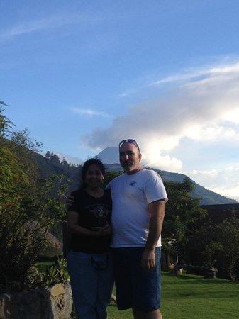 Hacienda Manteles: Taken from outside