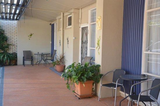 Clifton Motel: quiet location