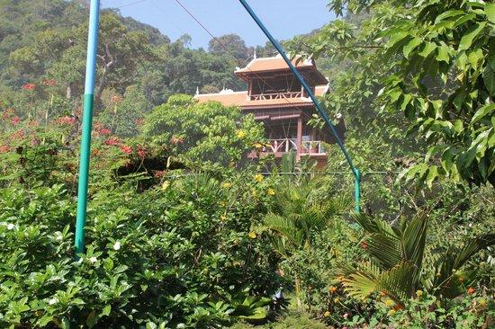 Kep Butterfly Farm : Views