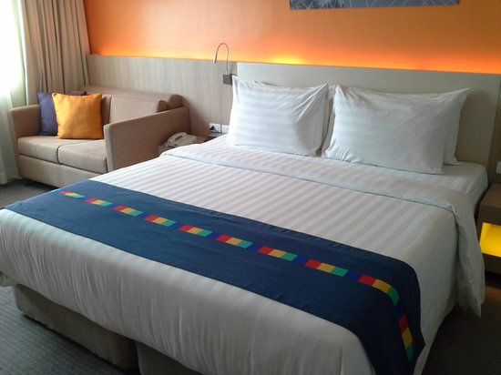 Park Inn by Radisson Davao: Standard Room