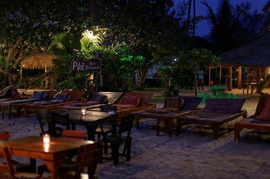 Pilot Bar: Das ist der Platz, um die Sterne zu beobachten