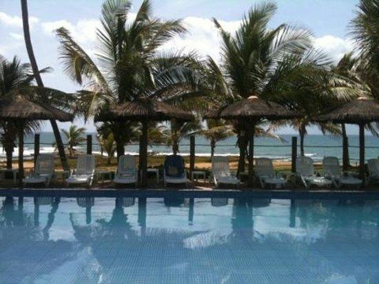 Villa Da Praia Hotel: Vista para o mar