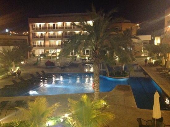 Margarita Real Boutique Hotel: Desde la terraza de la habitacion