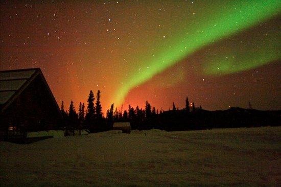 Northern Lights Resort & Spa: lights