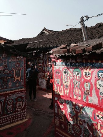 Rainbow Village Taichung: 素晴らしい作品です